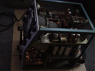 Križík T565 – vacuum tube analog oscilloscope